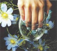 Пруд с лилиями - окончательный вид