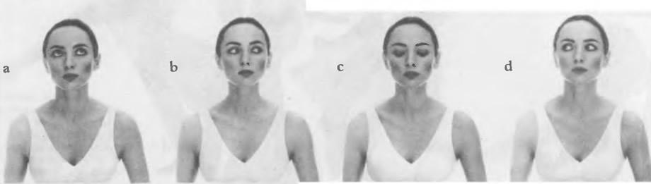 Расслабление мышц глаз