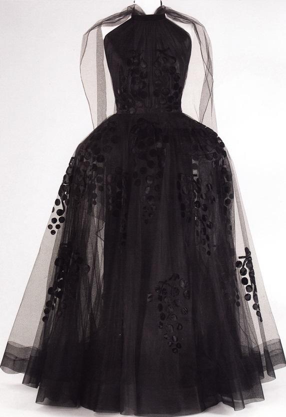 Robe de style работы мадам Вионне (1939г)