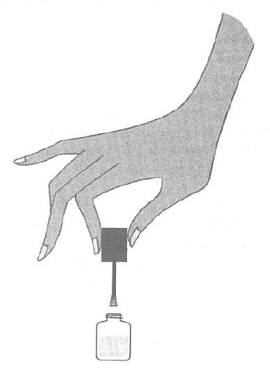Советы Диды Парашивойу по уходу за ногтями рук и ног