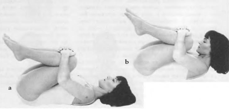 Укрепление мышц брюшного пресса и позвоночника