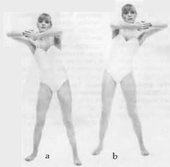 Укрепление мышц груди и рук