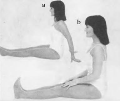 Укрепление мышц позвоночника, брюшного пресса, бедер и ног
