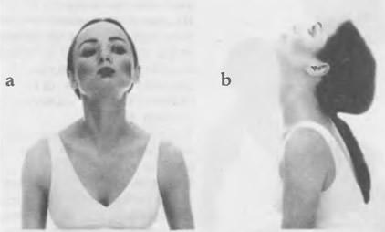 Укрепление мышц шеи и подбородка