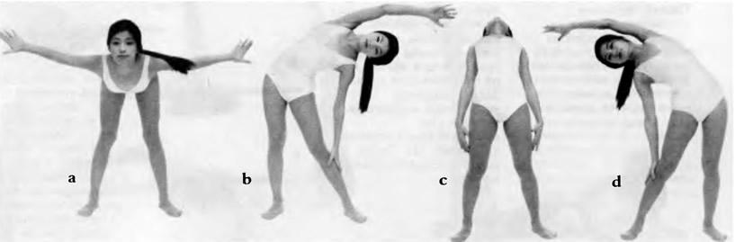 Упражнения для гибкости позвоночника