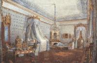 Василий Садовников. Спальня
