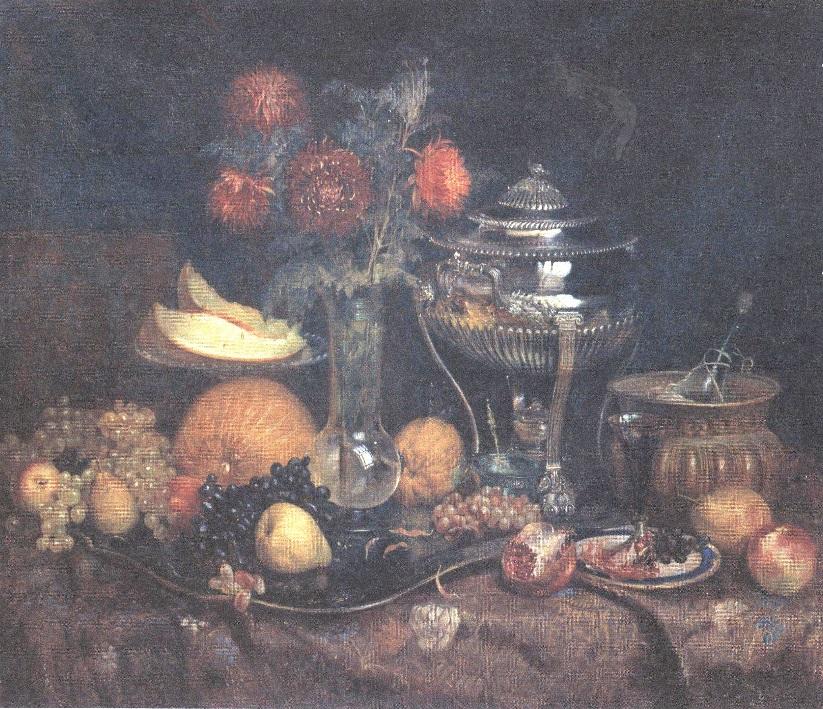 Владимир Всеволожский. Натюрморт. 1901