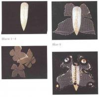 Вырезная бабочка