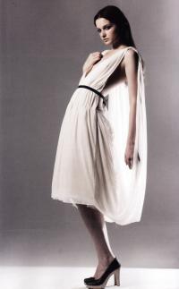 Юбка-баллон от корейского дизайнера Джина Ю