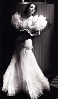 Женственное платье из фильма